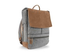 I want to have one of these! I wish they deliver to my country!  Walker Laptop Backpack