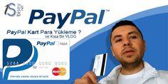 PayPal Kart Para Yukleme - Bisey.NET