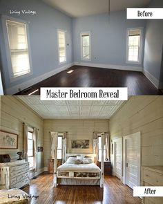 Master Bedroom Reveal - Living Vintage