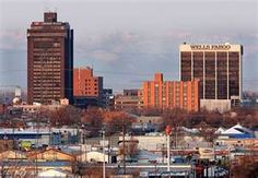 Billings, Montana - biggest city I've lived in (at the time, there were about 80,000 people that lived there)