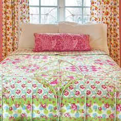 Sugar Roses: 2012 Series Bed Quilt Pattern Part 1 of 4