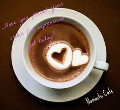koffiehartje