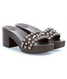 Campomaggi Clog Shoes CS0002VL-1701