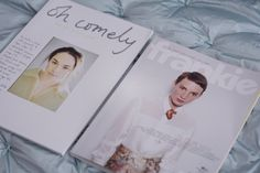 oh comely and frankie magazines