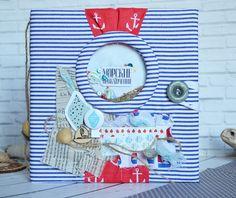 Polkadot: Морские приключения. Вдохновение от Татьяны Сидоренко.