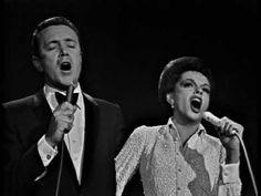 Judy Garland & Vic Damone - Kismet Medley - YouTube