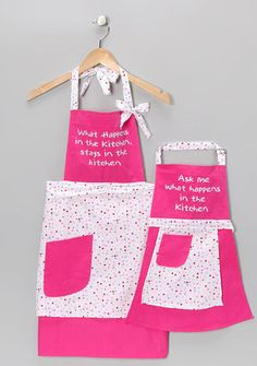 Funny aprons sale!