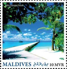 Official thematic - topical stamps, new stamp issues Maldives, Stamps, Outdoor Decor, Door Bells, The Maldives, Seals, Postage Stamps