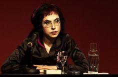 »Stalins Kühe« (Kiepenheuer und Witsch Verlag): Lesung mit Sofi Oksanen im Literaturhaus München am 9.10.2012 (© Juliana Krohn)