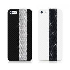 """Ultra Case Luxury Edition """"Ribbon"""" für iPhone 5 bei www.StyleMyPhone.de / Swarovski Elements"""