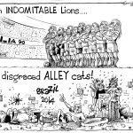 Cameroon: From Indomitable Lions (Italia To Disgraced Alley Cats (Brazil Local Hero, Alley Cat, World Cup, Lions, Brazil, Politics, Learning, Cats, Italia