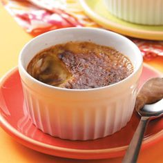 Chocolate and Vanilla Creme Brulee Recipe