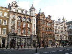 Whitehall Street, London