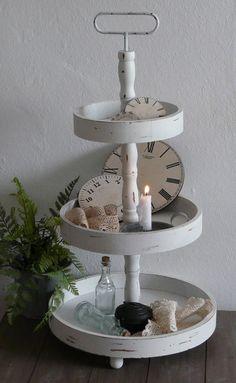 Trays dienbladen trays dienbladen pinterest - Etagere weihnachtlich dekorieren ...