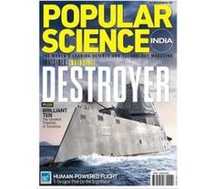 Bonnier Corporations Popular Science (U.S.A.) is a leading source of Science and Technology news all over the world since its inception way back in 1872 in the U.S.A. and is currently the largest selling Science & Technology magazine in the world. Subscribe popular science India magazine online on Infibeam with the lowest price in India.