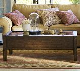 Love this coffee table and you can put so much stuff in it!!!