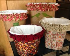 79 Best Wastebasket Ideas Images Painted Trash Cans Garbage Can