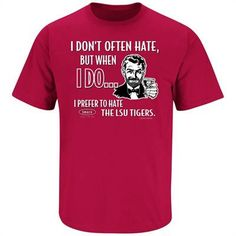 Arkansas Razorbacks Stay Victorious Short Sleeve T-Shirt