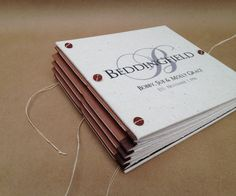 Family Photo Album with Monogram & Date Established by UsefulBooks