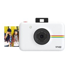 Polaroid Snap Instant Digital Camera incl. 10-pak papier - Wit