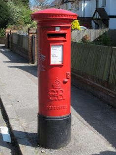 Historic British Post Boxes In Pictures