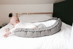 Bassinet, Bed, Furniture, Home Decor, Baby Nest, Crib, Decoration Home, Stream Bed, Room Decor