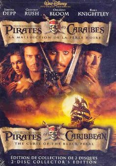 Pirates Of The Caribbean: The Curse Of The Black Pearl @ niftywarehouse.com #NiftyWarehouse #PiratesOfTheCarribbean #Pirates #Movies #Pirate