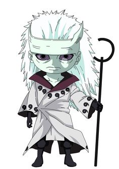 Chibi madara by uchihaclanancestor