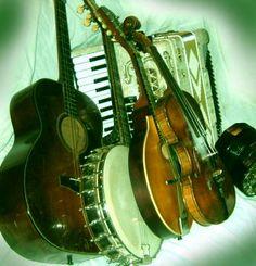 Irish traditional instruments