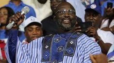 JUST IN: George Weah Sworn In As Liberia's 24th President