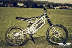 Aero electric motorcycle and other Electric bikes by Eve Dynamics