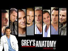 Alex Karev/Justin Chambers-Grey's anatomy