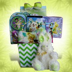 Amazon.com - Easter Gift Baskets for Girls - Disney Tinker Bell -