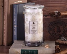 Cuban Nights Candle with ring inside. Give in to the sexy, musky scent of our delicious Cuban Nights. Soy Wax Candles, Scented Candles, Candles With Rings Inside, Karma, Classic Candles, Aroma Beads, Jewelry Candles, Luxury Soap, Luxury Candles