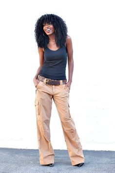 #StylePantry http://stylepantry.com/2014/09/16/tank-khaki-cargo-pants/