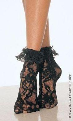 calcetines.de encaje
