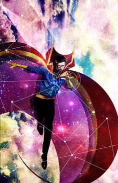 CyberWolf, Dr Strange Created by Sean...