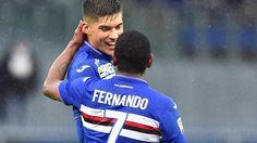 Samp henter 3 vigtige point hjem mod Frosinone