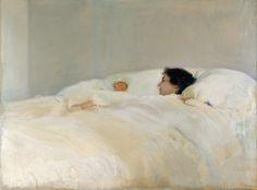 Joaquín Sorolla, entre Impressionnisme, avant-garde et Vélasquez à Giverny > 6 novembre 2016