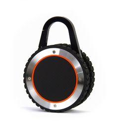 All-Terrain Sound - The World's Best Biking Speaker