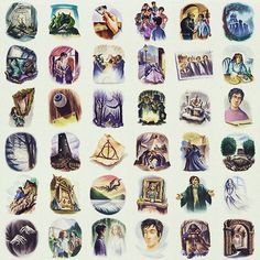 Deathly Hallows chapter pictures - colored THEY MISSED THE SACKING OF SEVERUS SNAPE