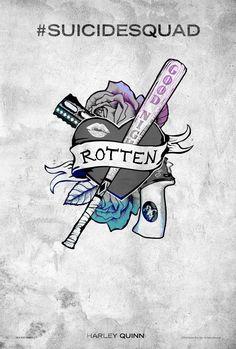 #SuicideSquad Harley Quinn
