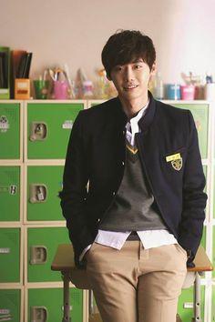 Lee Jong Suk ~ School 2013