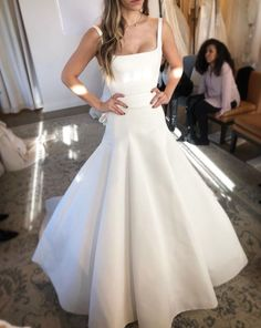 A Line Gown, Happy Marriage, Silhouette, Gowns, Wedding Dresses, Dress Ideas, Weddings, Style, Spring
