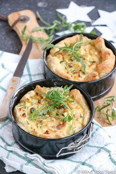 Healthy Crockpot Recipes, Cooking Recipes, Tapas, Brunch, Good Food, Yummy Food, Quiche Recipes, Pizza Recipes, Happy Foods