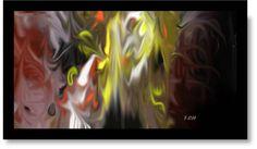 Peinture numérique, artiste peintre F.CH.