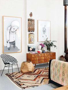 Déco petit salon - les 10 astuces à maîtriser pour créer un petit espace moderne