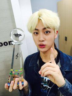 Twitter upload @BTS_twt [160513] #bts #방탄소년단 #jin #김석진