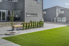 Garage Doors, Patio, Outdoor Decor, Home Decor, Decoration Home, Terrace, Room Decor, Porch, Interior Design