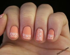 This is co cute I wish my fingernails were cute like this.